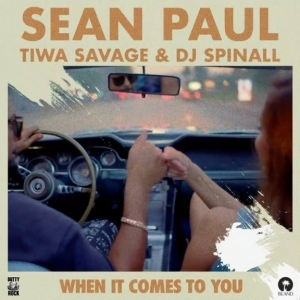 Sean Paul - When It Comes To You ft. Tiwa Savage & DJ Spinall